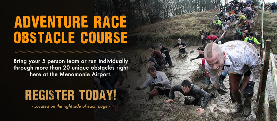 Adventure Race Obstacle Course